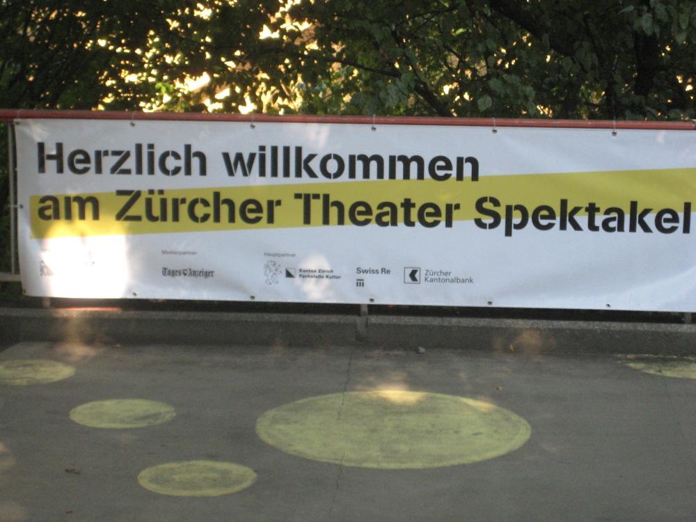 Zürcher Theater Spektakel