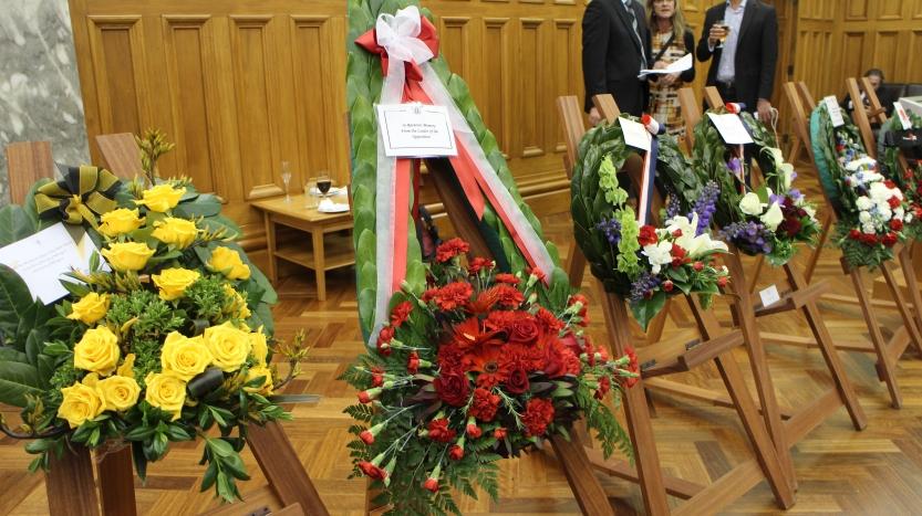 Armistice wreaths